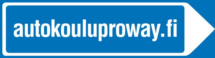 Autokoulu Proway